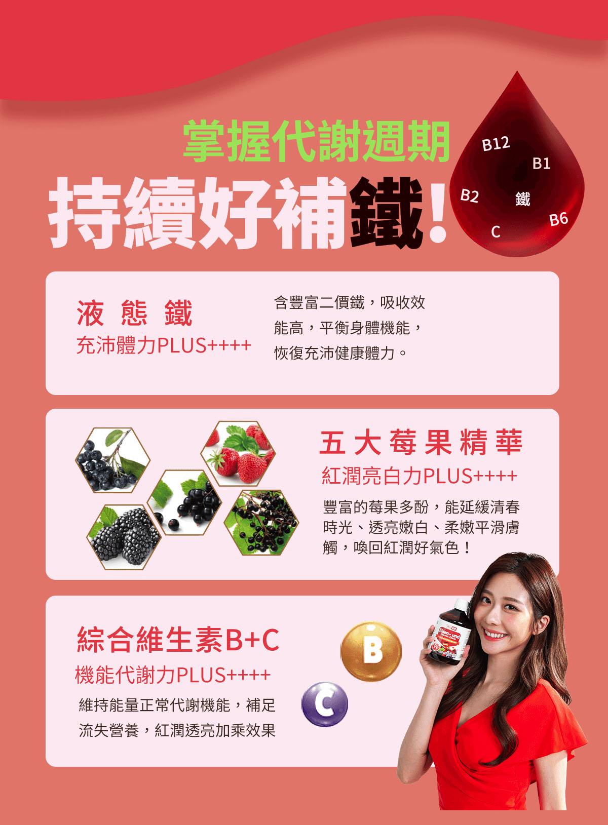 晶璽氧氣鐵莓